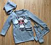 Детское платье для девочки с Лол 3-6 лет