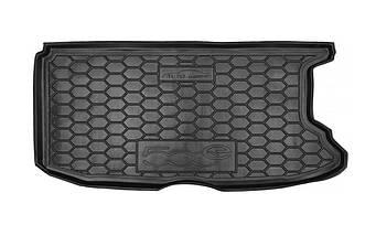 Коврик в багажник для Fiat 500 e 111668 Avto-Gumm