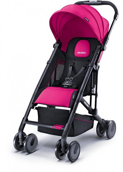Прогулочная коляска RECARO EasyLife / Pink