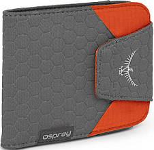 Кошелек мужской Osprey QuickLock RFID Wallet Poppy Orange, оранжевый
