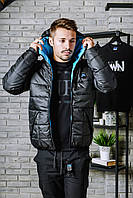Куртка Nike (Найк) SB, с голубой подкладкой