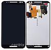 Дисплей (экран) для Motorola XT1570 Moto X Style/XT1572/XT1575 + тачскрин, цвет черный