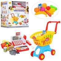 Детский магазин 2900F , детский супермаркет+тележка