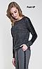 Женская блуза Hemma 029 Zaps цвета графит
