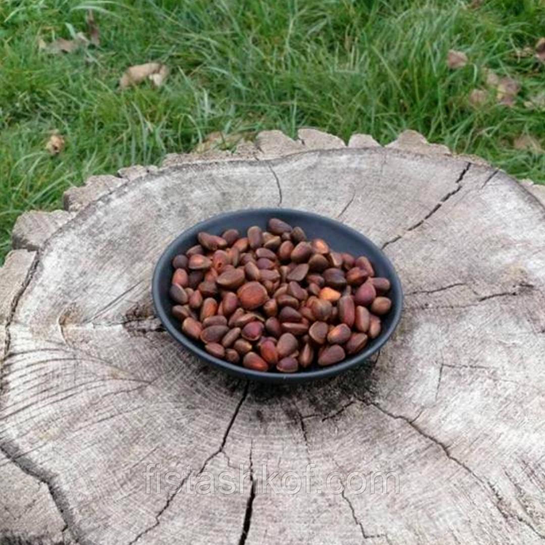 Кедровый орех неочищенный (мелкий).