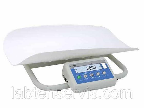Весы медицинские для взвешивания младенцев RADWAG WLC