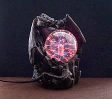 """9050023 Плазменный Шар - светильник """"Дракон"""" Plasma Light электрический №3"""
