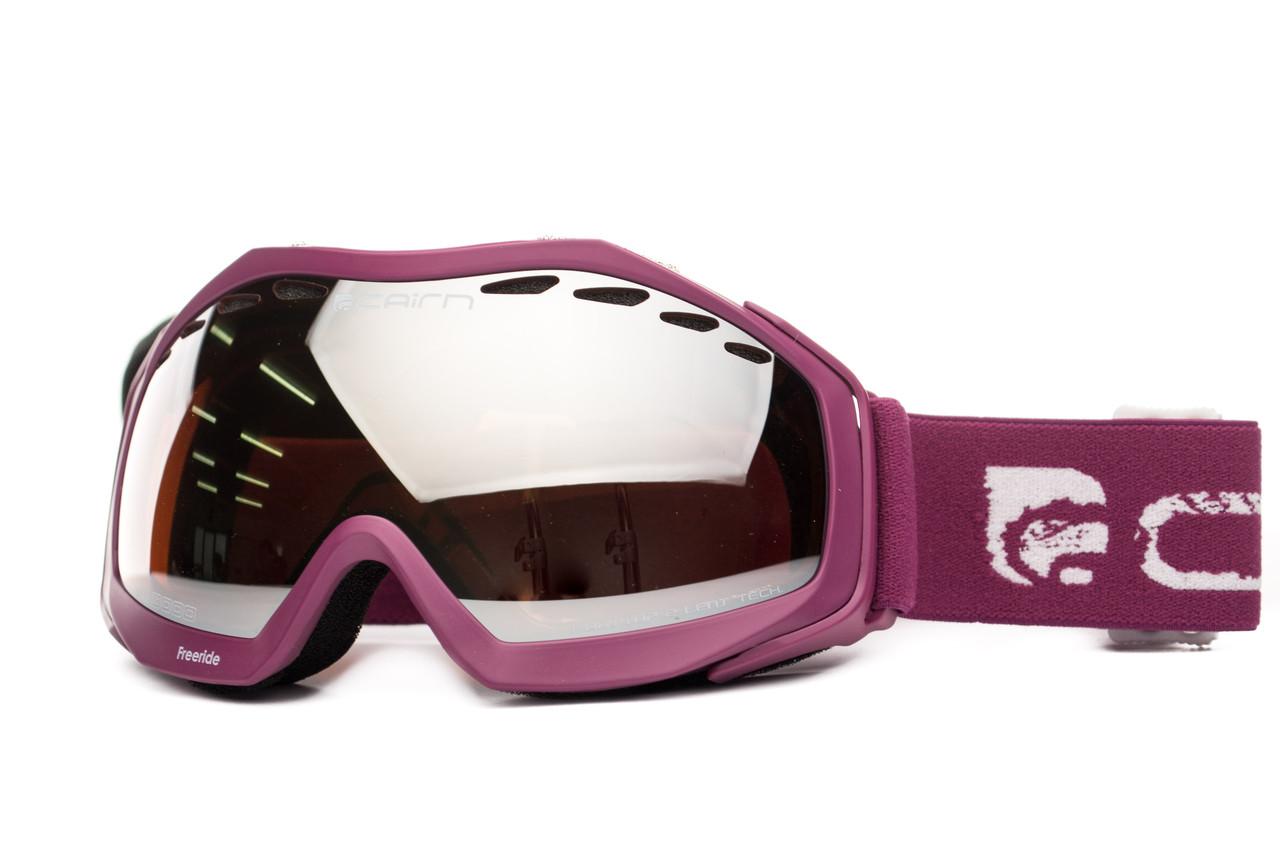 Маска Cairn Freeride SPX3000 873 Violet M