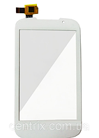 Тачскрин (сенсор) для Prestigio PAP3400 DUO MultiPhone, белый, #CS040X-LC06A