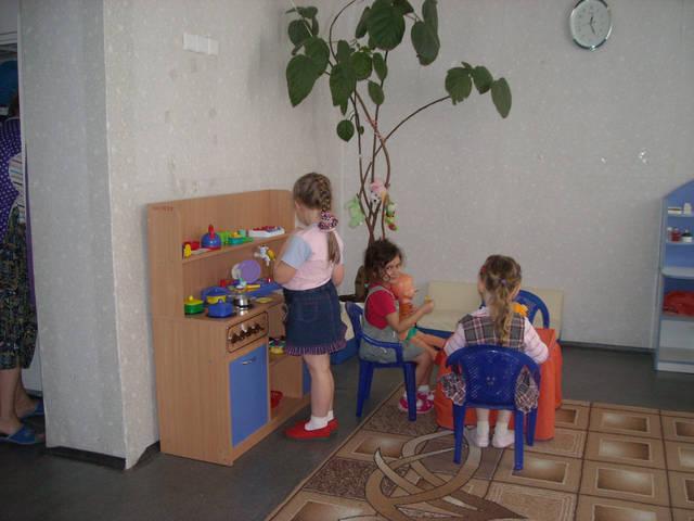Игровая мебель для детей 1