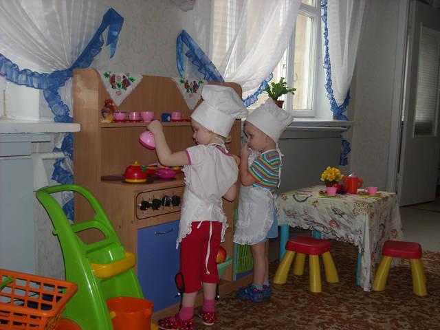 Игровая мебель для детей 2
