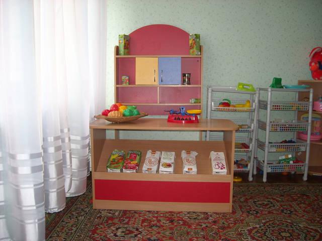 Игровая мебель для детей 3
