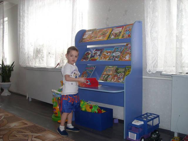 Игровая мебель для детей 4