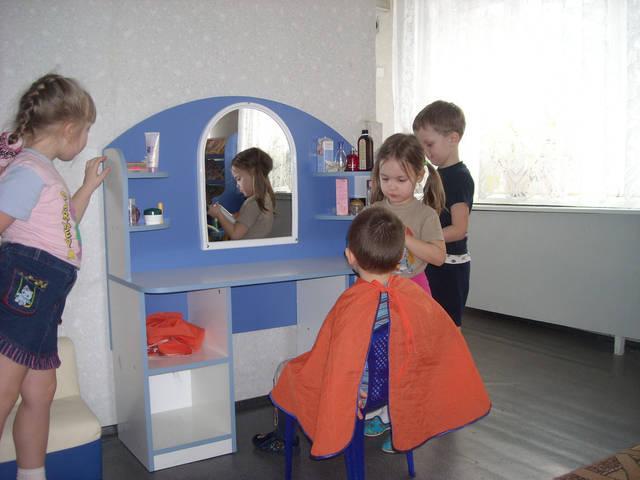 Игровая мебель для детей 5