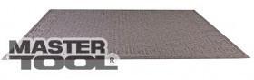"""Коврик резиновый с ворсовым покрытием """"Ромб_Листья"""" 400*700 мм, Арт.: 92-0708"""