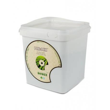 Органическое удобрение для гидропоники и органического выращивания BIOBIZZ Pre-Mix 5L
