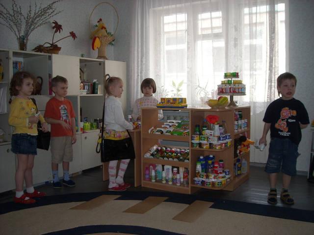 Игровая мебель для детей 7
