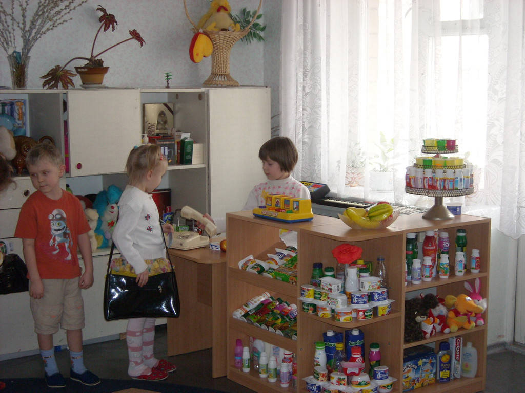 Игровая мебель для детей