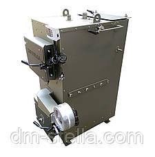 Котел на пеллетах с системой автоудаления золы 20 кВт DM-STELLA (двухконтурный), фото 3