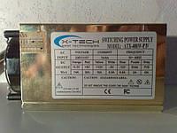 Блок питания 400W X-Tech ATX-400W-PIV 2x80mm бу