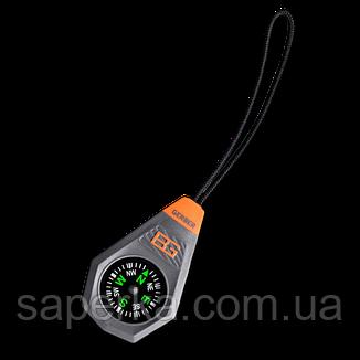 Купить Компас Gerber Bear Grylls Compact compass 31-001777, фото 2