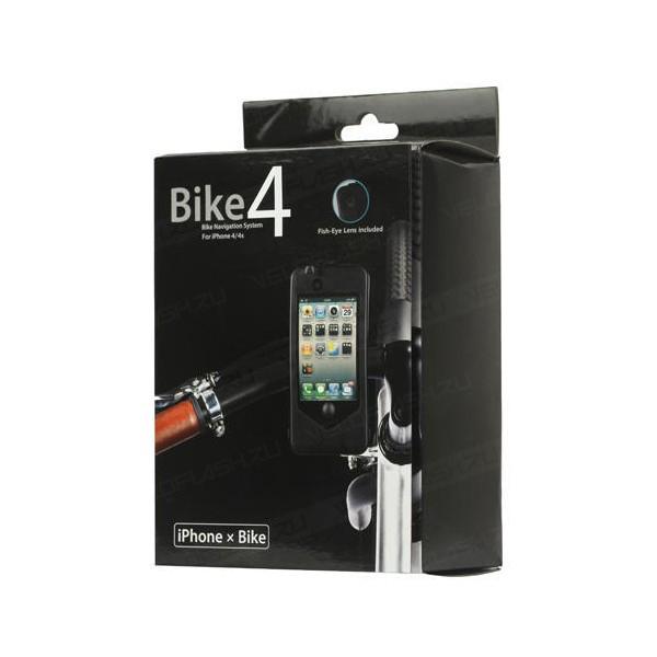 Велодержатель на iPhone 4