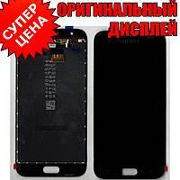 Дисплей + сенсор Samsung J330 2017 J3 Черный Original 100% SERVICE PACK  GH96-10969A b69350569dd8d