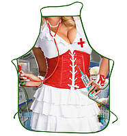Прикольные фартуки Медсестра ХХХ