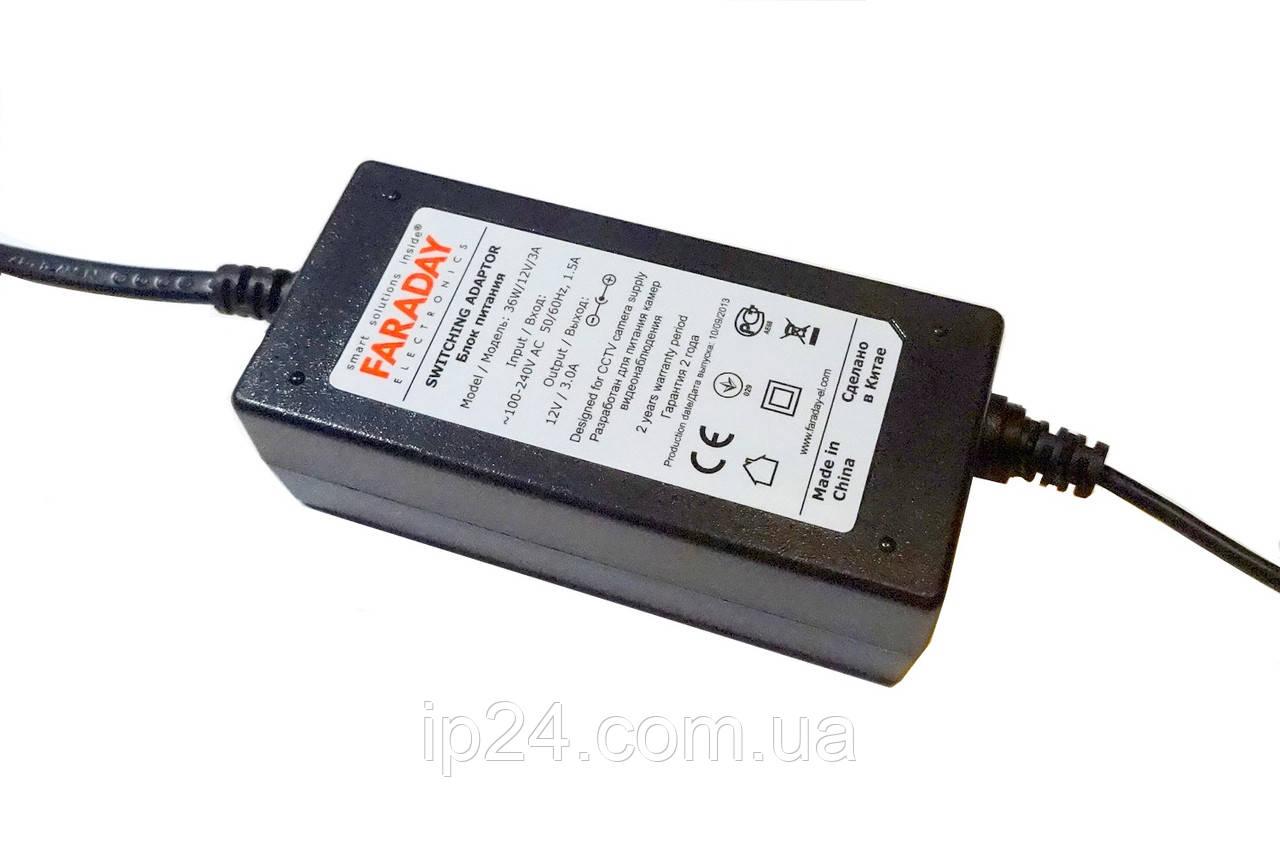 Блок питания импульсный БП 60W/12V/5A