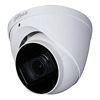 Уличная купольная HDCVI камера Dahua HAC-HDW2501TP-A, 5 Мп