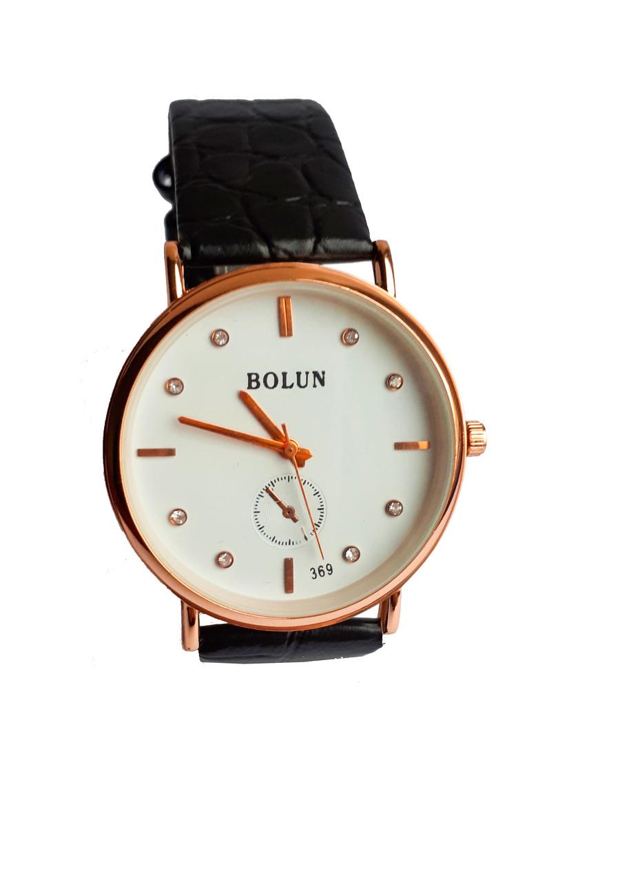 Мужские часы Bolun 369 Черный