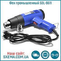Фен промышленный SDL-8611 c дисплеем