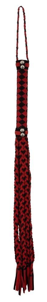 Плетка - 2040077 Leder Peitsche, red