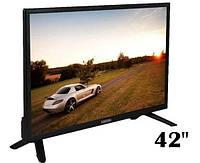 "Телевизор Smart TV Samsung 42"" Т2 тюнер дюйма Гарантия 1 год  (Сделано в Корее) +  Качество"