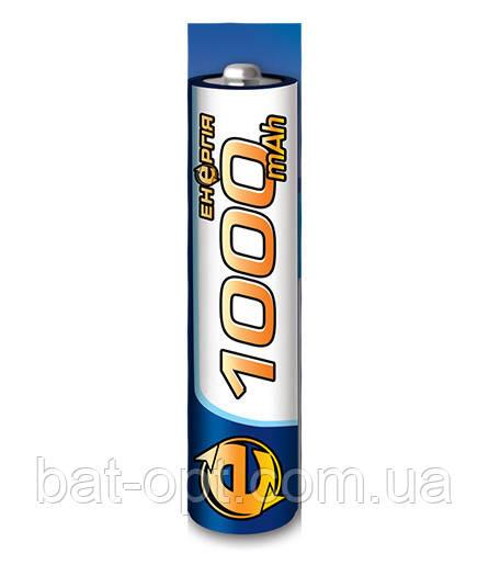 Аккумулятор Энергия R3 AAA 1000mAh Ni-MH минипальчиковый
