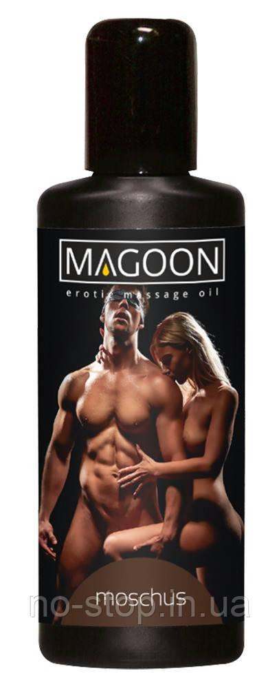 Массажное масло - Moschus Massage-Öl 50 Massageöl