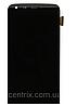 Дисплей (екран) для LG H820 G5, H830, H850, LS992, US992, VS987 + тачскрін,чорний, з передньою панеллю
