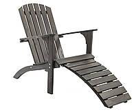 Деревянный стул-шезлонг Ambientehome, фото 1
