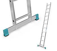 Алюминиевая лестница 1x11 3.13 м