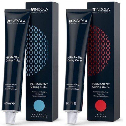 Аміачна крем-фарба для волосся Indola Permanent Сагіпд Color 60мл