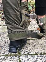 """Брюки зимние на флисе """"RAPTOR-2"""" (OLIVE), фото 5"""