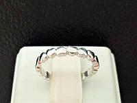 Серебряное кольцо. Артикул 1027Р 15, фото 1