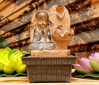 9140080 Водопад полистоун Монах