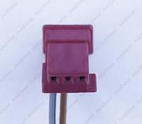 Разъем электрический 3-х контактный (10-4) б/у 8377070