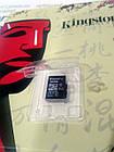 Карта памяти Micro SD Kingston 16 Gb Class 10. Гарантия, фото 2