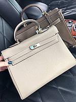 Женская сумка Hermes Kelly 32 см  (реплика)