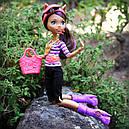 Лялька Monster High Клодін Вульф (Clawdeen Wolf) з серії Shriek Wrecked Монстр Хай, фото 9