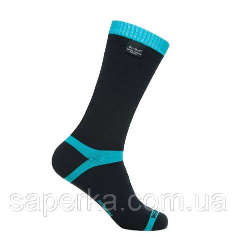 Купить Водонепроницаемые носки Dexshell Coolvent Ague Blue, фото 2