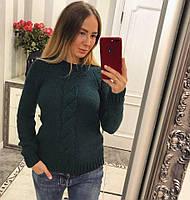 Женский модный свитер с вырезом на спине (6 цветов), фото 1