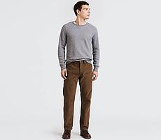 Вельветовые брюки Levis 505 - Bbq Brown